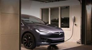Model X Charging